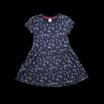 122-es kék alapon virágos ruha - C&A