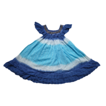 110-es kék színátmenetes ruha
