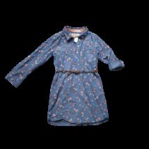 128-as kék virágos ruha - H&M