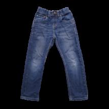 122-es kék fiú farmernaderág - Next