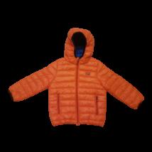 116-os narancssárga-kék fiú átmeneti kabát - Reserved