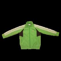 116-os zöld szabadidő felső - Adidas