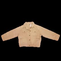 134-es drapp fiú átmeneti kabát