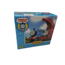 48 db-os puzzle, kirakó - Thomas a gőzmozdony