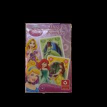 Hercegnők játékkártya, kvartett - Disney