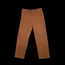 122-es barna vászonnadrág - Nutmeg