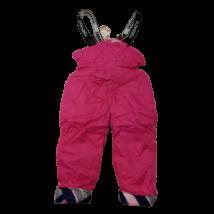 122-128-as rózsaszín overallalsó, sínadrág - Crossfire - ÚJ (hibás)