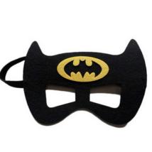 Fekete filc maszk - Batman - ÚJ