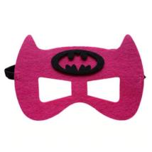 Pink filc maszk - Batman - Batgirl - ÚJ