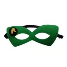Zöld filc maszk - Robin - ÚJ