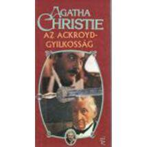 Agatha Christie: Az Ackroyd-gyilkosság   (Hercule Poirot 4.)