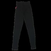 Női XL-XXL-es fekete leggings - ÚJ