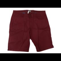 Férfi 56-os bordó rövidnadrág - Hottric - ÚJ