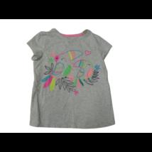 134-es szürke madaras póló - Little Kids