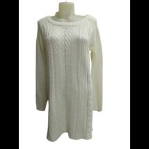 Női M-es fehér kötött pulóver - Infinity