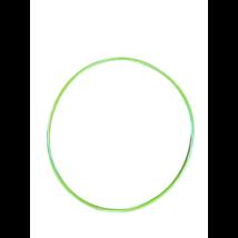 Zöld hullahopp karika