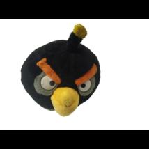 20 cm-es fekete plüss - Angry Birds