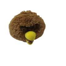 25 cm-es barna szőrmés plüss Angry Birds - Star Wars - Chewbacca