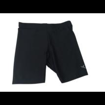152-es fekete lány sport rövidnadrág