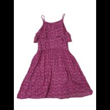 158-as pink mintás pántos ruha - C&A