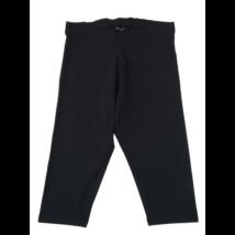 Női M-es fekete térdig érő leggings - Esmara