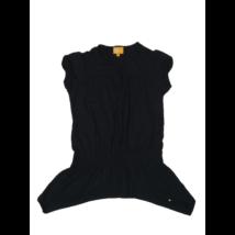 152-es fekete lány póló - One by One