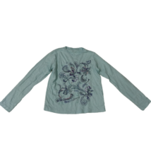 158-as kék gyűrt anyagú pamutfelső - Marks & Spencer