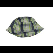 46-48 cm-es fejre kék-sárga nyári kalap