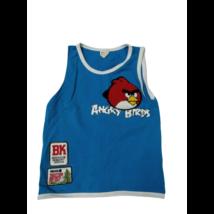 110-es kék ujjatlan póló - Angry Birds