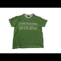 98-as zöld feliratos fiú póló - Next