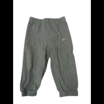 86-92-es szürke pamut tréningalsó, pamutnadrág - Nike