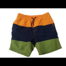 146-152-es kék-narancssárga short, úszóshort - Pepperts
