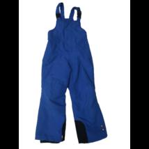 110-116-os kék overallalsó, sínadrág - Crivit