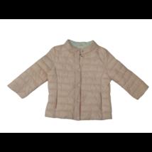 164-es rózsaszín steppelt kabát - Amisu