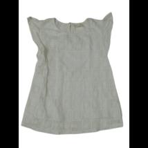 152-es fehér csipke rátétes csinos póló - Zara