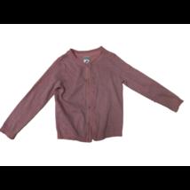 110-es rózsaszín csillogó vékony kötött elegáns kardigán - C&A