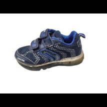 27-es kék tépőzáras sportos félcipő - Geox