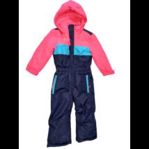 110-es neonpink-kék overall, síruha - McKinley