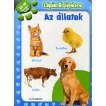 Lépésről lépésre: Az állatok - 12-18 hónapos korig