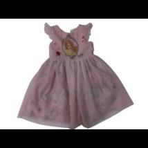 110-es rózsaszín tüllös ruha - Belle - A Szépség és a szörny - Disney  (foltos)