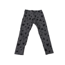 104-es szürke szívecskés leggings - Oviesse