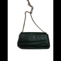 Méregzöld táska, ridikül - Zara