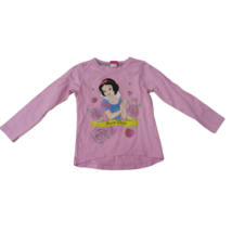 116-os rózsaszín pamutfelső - Hófehérke - Disney