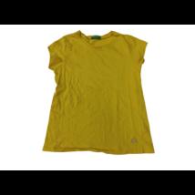110-es sárga lány póló - Benetton