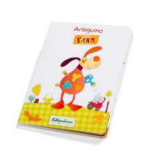 Arlequino - Farm - lapozgatós mesekönyv a legkisebbeknek