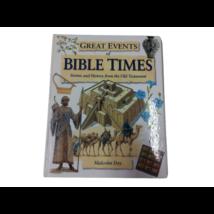 Great Events of Bible Times - angol nyelvű könyv