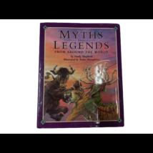 Myths and Legends from around the World képeskönyv