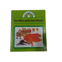 Snow White and the Seven Dwarfs - A Little Owl Book
