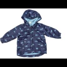 62-es kék autós polár bélésű kabát - F&F