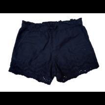 116-os kék madeirás rövidnadrág, short - C&A